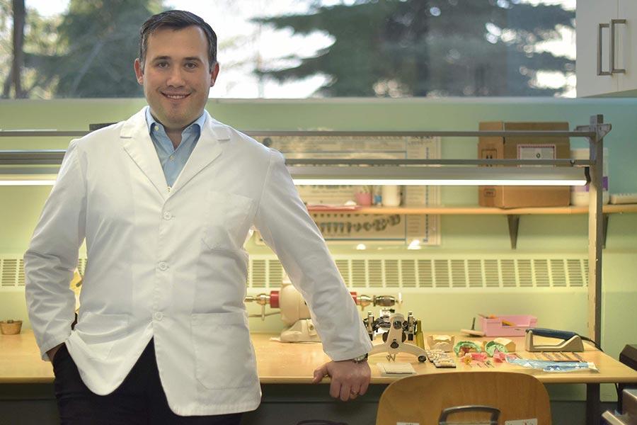 Andriy Khomyn, Oakville Denturist